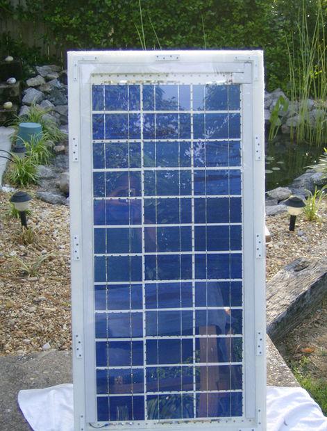 Tutoriel diy comment fabriquer un panneau solaire - Comment fonctionne un panneau solaire ...